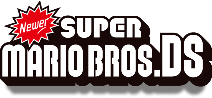 Newer Super Mario Bros  DS
