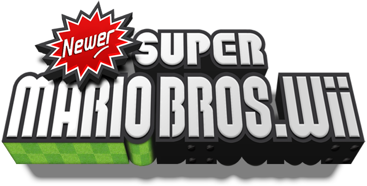 Download Newer Super Mario Bros  Wii