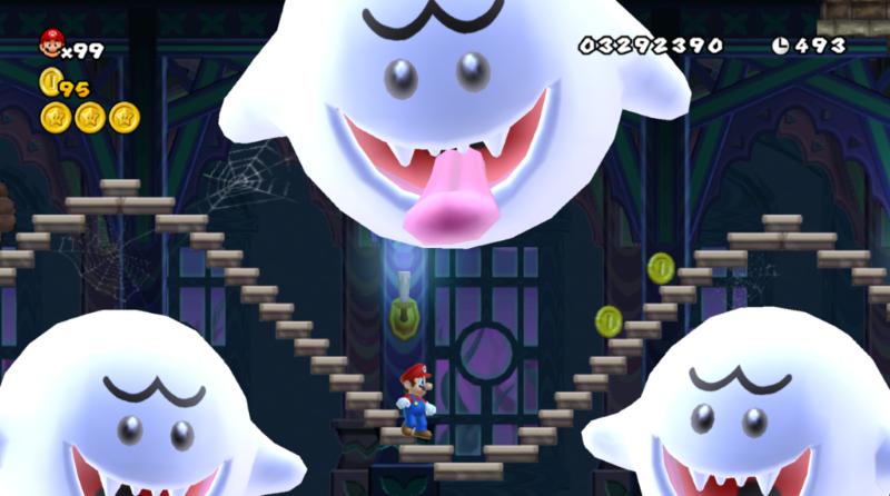 Specials - Newer Super Mario Bros  Wii