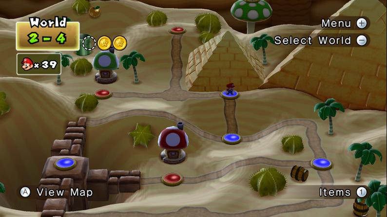 Specials Newer Super Mario Bros Wii